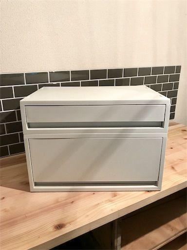 食器棚DIY ポリプロピレンケース リンゴ箱