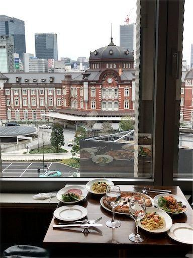 東京駅 ランチ イタリアン パスタ