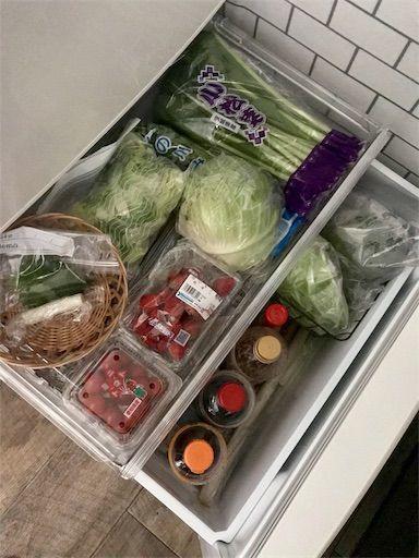 冷蔵庫収納 冷蔵庫掃除 野菜室収納