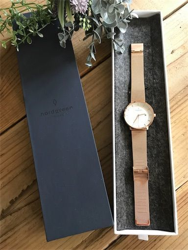 Nordgreen ノードグリーン 北欧 腕時計