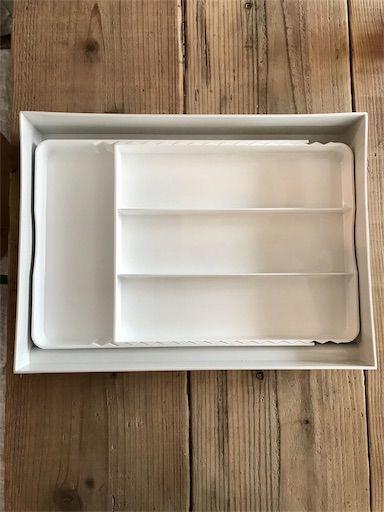 ニトリ 整理トレー カトラリー収納 カトラリー