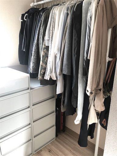 洋服収納 衣類収納 クローゼット 収納ボックス