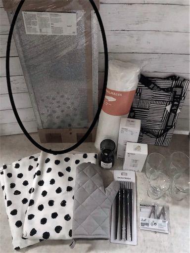 ヒュッリス シェルフ IKEA IKEA購入品 スチール棚