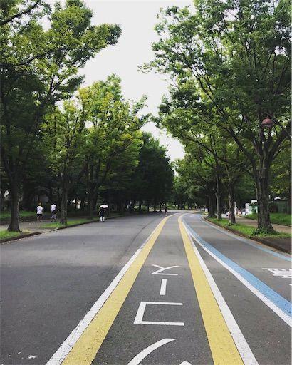 駒沢公園 サイクリングコース サイクリング