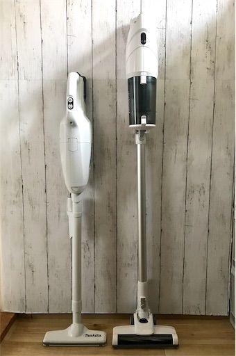 スティッククリーナー マキタ 掃除機 モノトーン家電