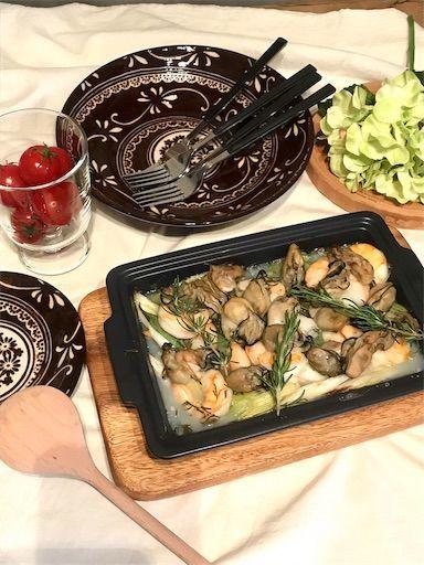 ハンプティーダンプティー 花三島 グリルプレート 時短料理