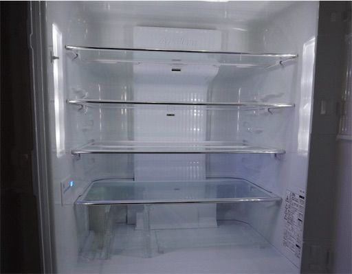 冷蔵庫収納 冷蔵庫の掃除 大掃除 冷蔵庫の中