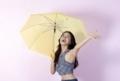 Spring-umbrella