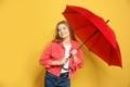 Autumn-umbrella