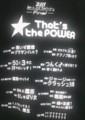[℃-ute]℃-ute2011春夏ツアー千秋楽Tシャツ