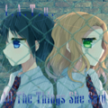 月乃こゆねさん作のt.A.T.u. All The Things She Said