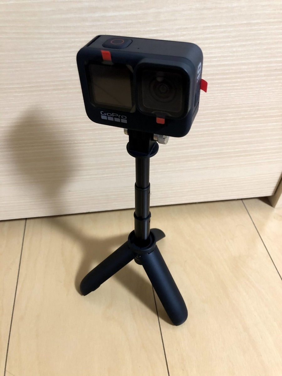 GoPro Hero9 shorty