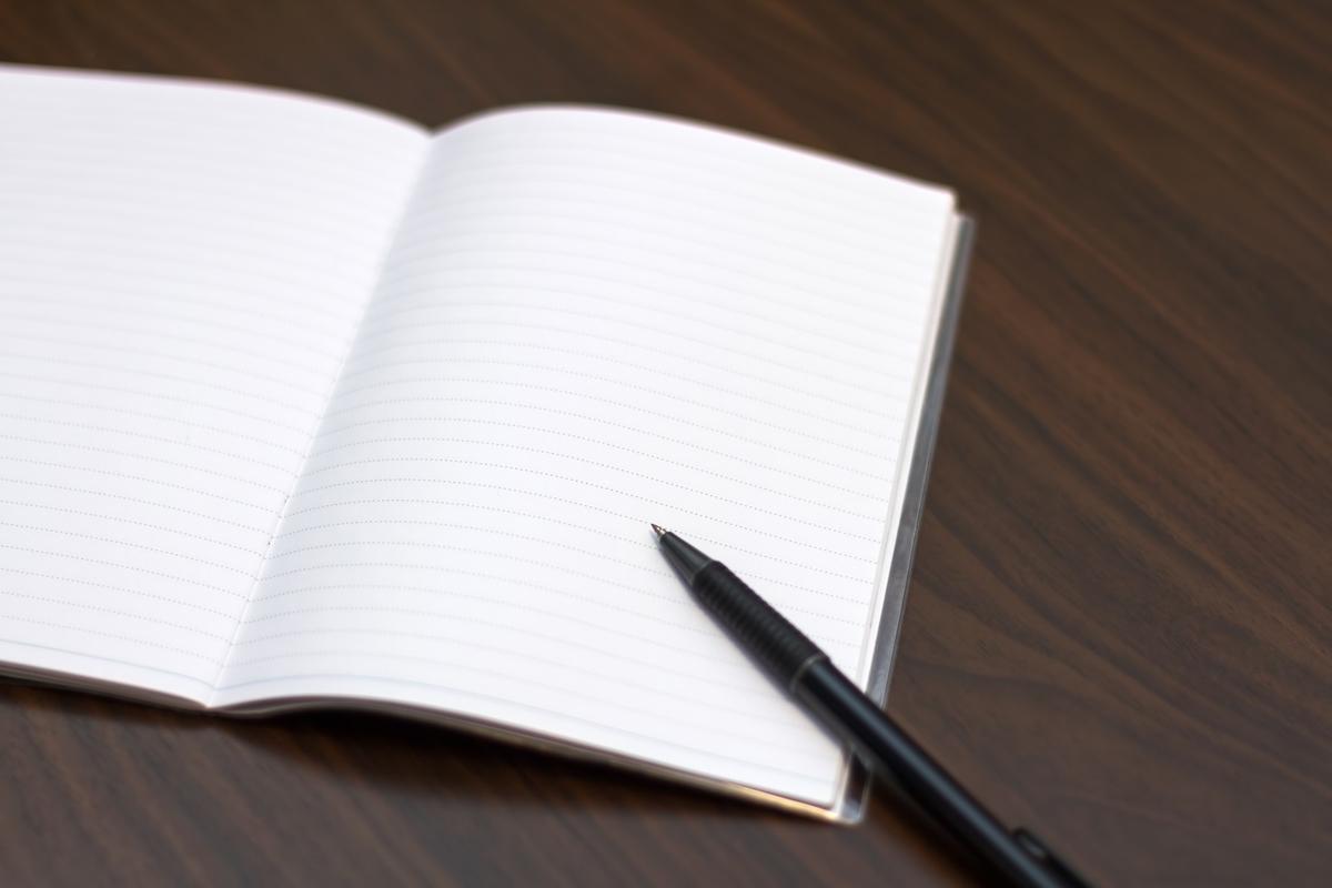 ノート ペン