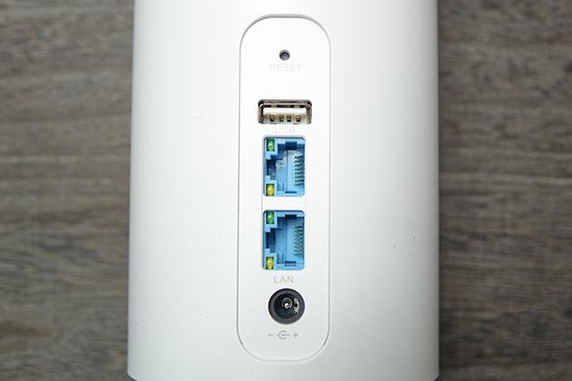Speed Wi-Fi HOME L01の使用レポート