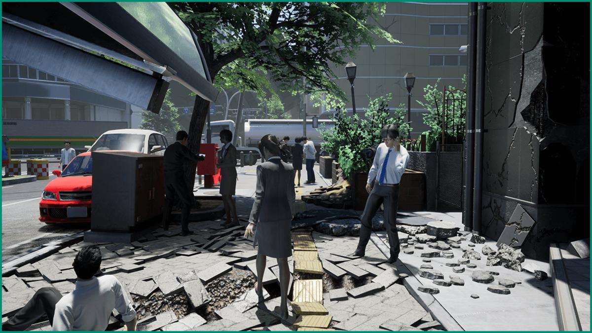 """絶体絶命都市は、現代の街で災害に遭遇した主人公がいかに生き抜くかを描いたサバイバル・アクションアドベンチャーゲームです。 2002年に震災をテーマにした第1弾「絶体絶命都市(PlayStation®2)」を世に出しました。 それ以降2006年に水害と寒さをテーマにした第2弾「絶体絶命都市2 -凍てついた記憶たち-(PS2®)」、2009年に震災をテーマにした第3弾「絶体絶命都市3 ‐壊れゆく街と彼女の歌‐(PSP®(PlayStation®Portable))」が発売になっています。 (いずれも2017年よりプレイステーション®ストアにて配信中です。詳しくはこちら)  最新作「絶体絶命都市4Plus -Summer Memories-」では、就職活動のために訪れた街で巨大地震に遭遇した若者が主人公となります。 これまでのシリーズタイトルとは異なり、巨大地震発生直後だけではなく、地震が発生してからの一週間を描いています。これまでのシリーズのように建物の崩壊を中心に据えるだけでなく、そこで暮らしている人々との係わりにも重点をおいた作品になっております。  また、主人公にはのどの渇き、空腹、ストレス、排せつ欲求なども設定されており、人が活動する上で必要な生理現象の要素も盛り込まれています。 主人公が持ち運べるアイテムの数にも、リュックに入る量に限る、という制限もあります。 ゲームとしてみたら不便な要素ばかりですが、普段ゲームでは意識しなくていい""""普通のこと""""をゲームの主人公に課すことで、少しでもこのゲームの主人公がおかれている状況を感じていただきたいと考えています。  主人公は、倒壊する建造物から逃れ、多くの人と出会い、様々な経験をします。そして、自分の家に帰るために舞台となる街から脱出することを目指す、それが『絶体絶命都市4Plus - Summer Memories -』です。ぜひ最後までプレイしていただきたいと思っております。"""