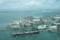 ポーツマス「スピネーカータワー」からの眺め