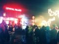 クリスタルパレス。マヌチャオで入場規制。