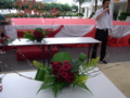 flower arrangement SQ