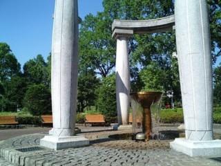 若葉東公園噴水3