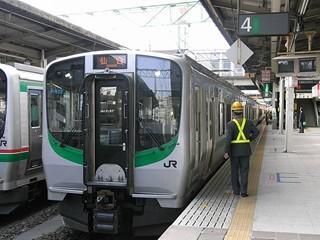 仙台駅 JR東721系(小牛田行き)