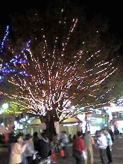 久米川駅南口(2006.12)1