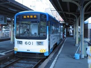 阪堺電車(恵美須町)