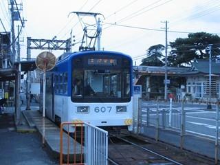 阪堺電車(浜寺駅前)2