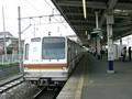 東京メトロ7000 8R試運転@高坂2