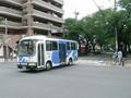 銀河鉄道バス@東村山駅前3