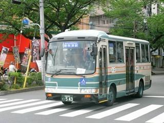 リエッセ通常色グリーンバス代走2