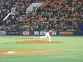 岩隈投手@マウンド