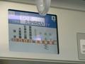 西武30000系車内LCD