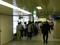 新宿3丁目 記念乗車券の行列