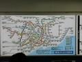 [副都心線]新宿3丁目 東京メトロ路線図
