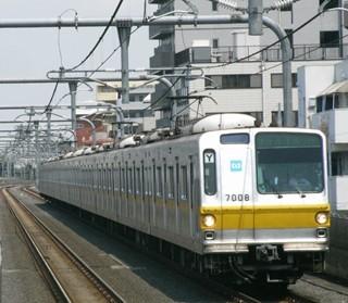 東京メトロ7000系 [準急|小手指]