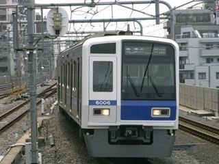 西武6000系[快速|渋谷]