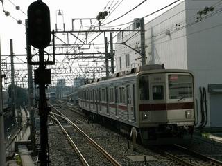 東武9000系 和光市