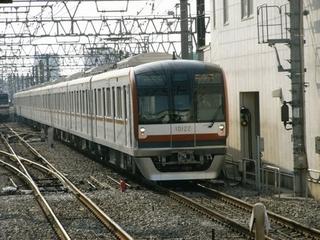 東京メトロ10000系 和光市
