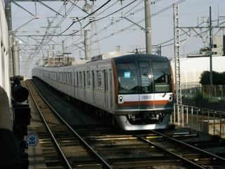 東京メトロ10000系 和光市(成増方)
