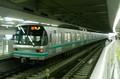 東京メトロ9000系急行@日吉