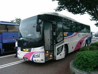 JR西日本バスセレガーラ@談合坂SA