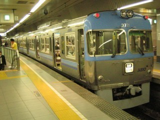 京王3000系(渋谷)