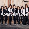 FOREVER LOVE初回限定盤