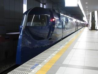 南海50000系ラピート(関西空港)