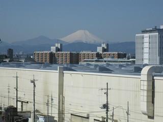 富士山@高松(多摩モノレール)