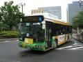 東京メトロ新木場イベント送迎バス/L-S133(日野・BRC-HB)