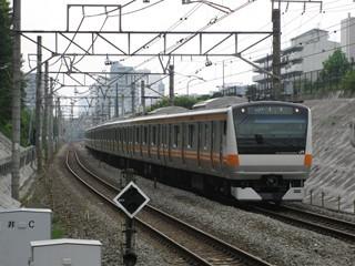 E233系(西国分寺)