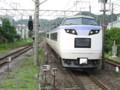 485系いろどり ポートトレイン横濱送り込み回送(鎌倉)