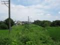 [安比奈線]緑の中を行く線路2