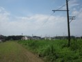 [安比奈線]緑の中を行く線路4
